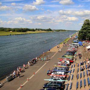 Nottingham regatta course