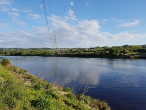 sunny river tyne
